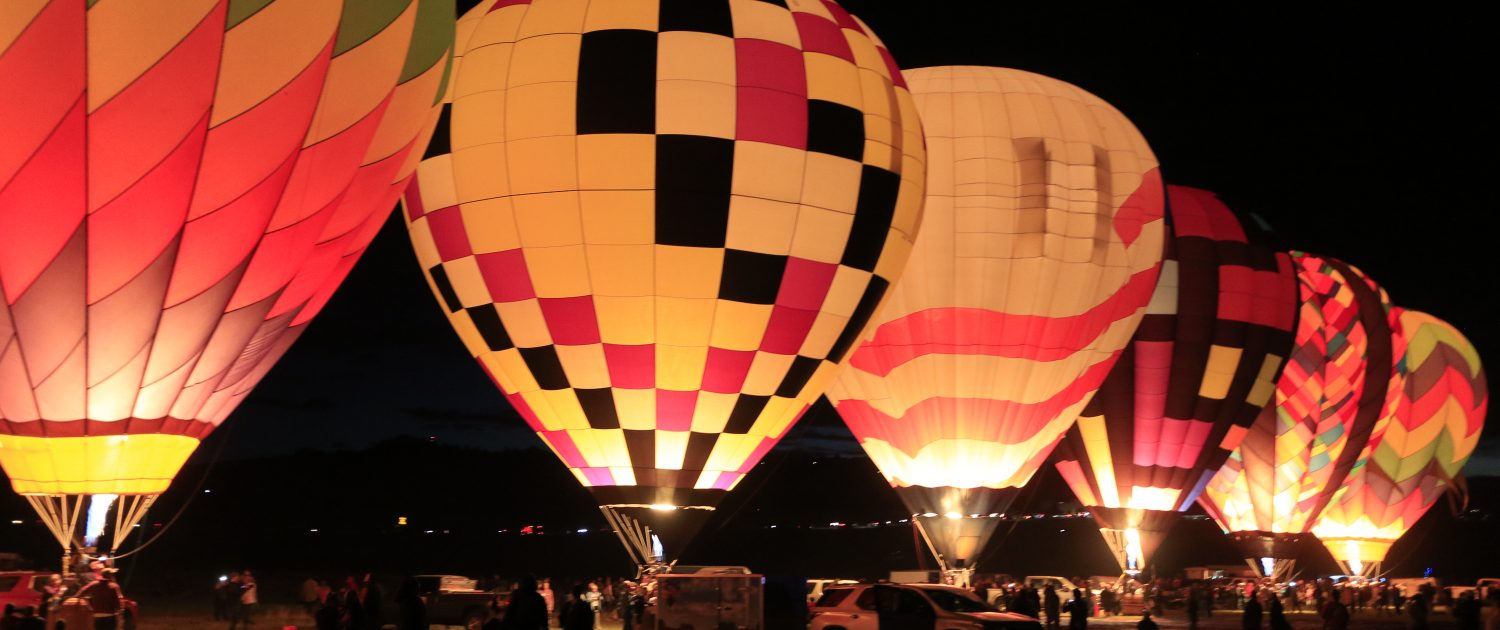 The Great Reno Balloon Race – World's Largest FREE Hot-Air